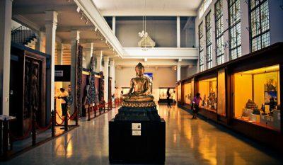 Chao Sam Phraya National Museum 1