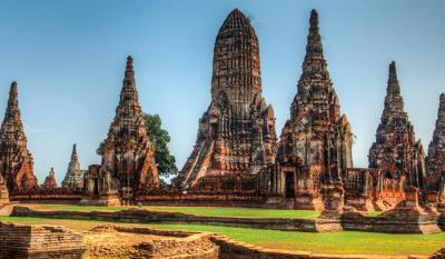 Wat Chaiwattanaram 02