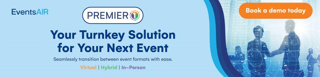 EventsAIR Demo Banner